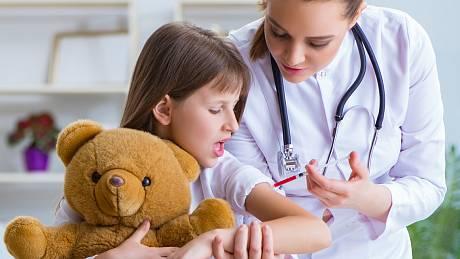 Očkování