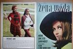 Návrat do ČSSR - časopis Žena a móda
