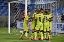 Češi zvítězili na Slovensku 3:1.