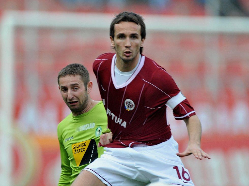 Tomáš Sivok se vrátil do Sparty z italaského Udine.