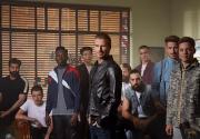 David Beckham v kampani na House 99