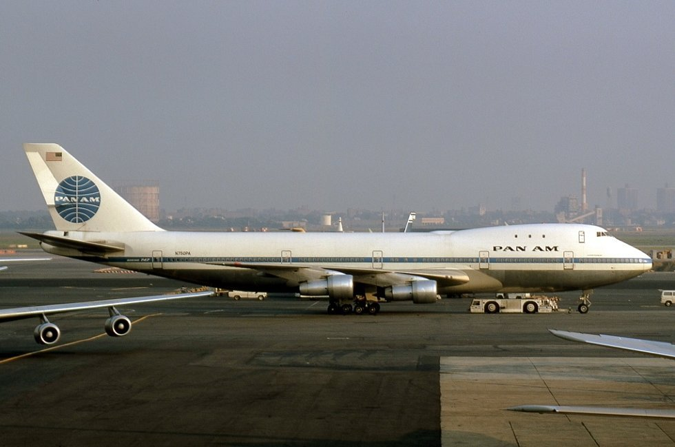 Boeing 747-121, Pan Am JP5891243