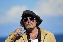 Americký filmový herec a producent Johnny Depp