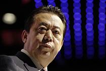 Bývalý šéf Interpolu Meng Chung-wej na snímku z 4. července 2017