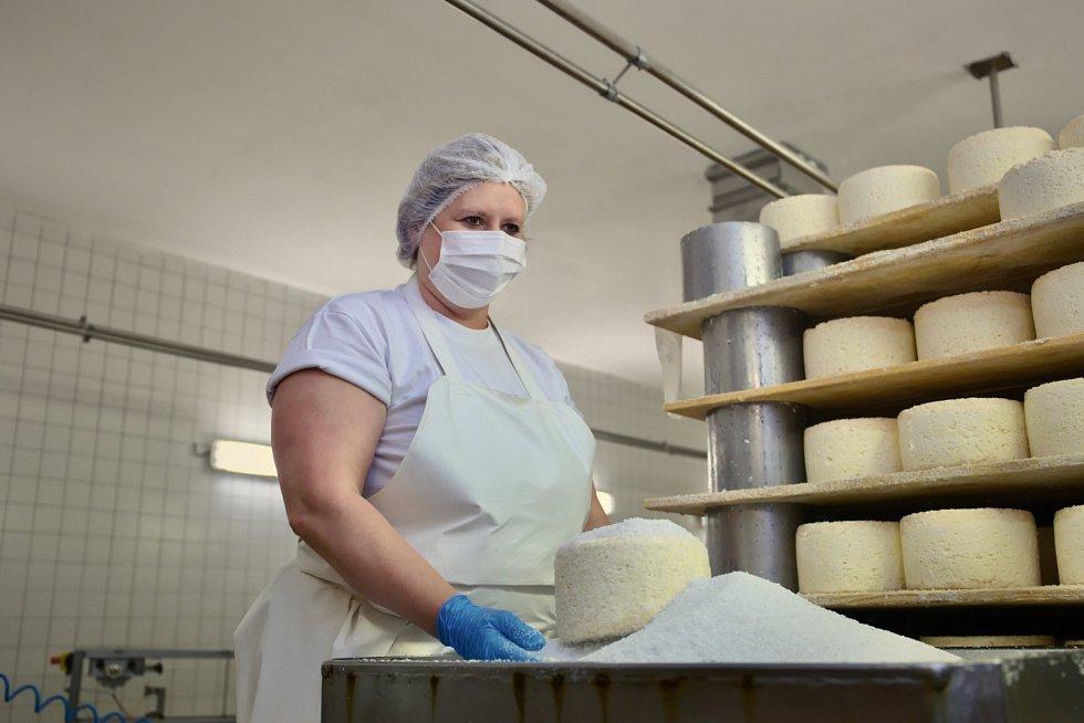 Český sýr Niva? To je skutečný originál!
