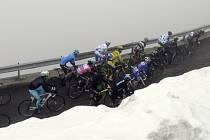 Královská šestnáctá etapa Gira d'Italia.