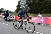 Alejandro Valverde na Giro d'Italia.