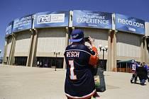 Původní domovská aréna Ostrovanů - Nassau Coliseum.