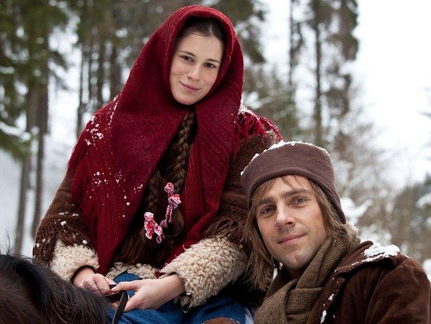 Dvanáct měsíčků: Marie Majkusová a Roman Vojtek