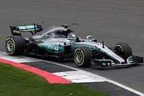 Nový monopost stáje formule 1 Mercedes.