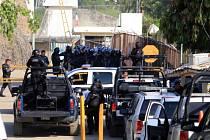 Ve věznici v Acapulcu se vzbouřili trestanci.