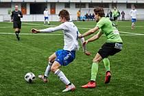 Fotbal. Nižší soutěže. Ilustrační foto