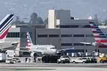 Nehoda na letišti