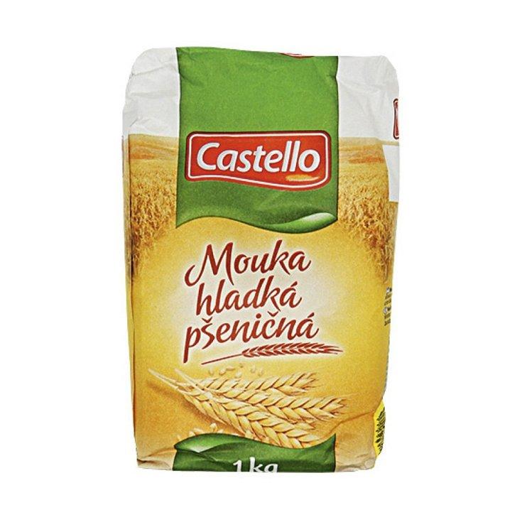 Lidl/Castelo Mouka hladká pšeničná