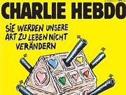 Časopis Charlie Hebdo.