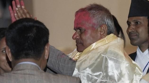 Historicky prvním prezidentem Nepálu se stal Rám Baran Jadav.