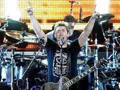 Koncert kanadské rockové skupiny Nickelback v O2 Areně.