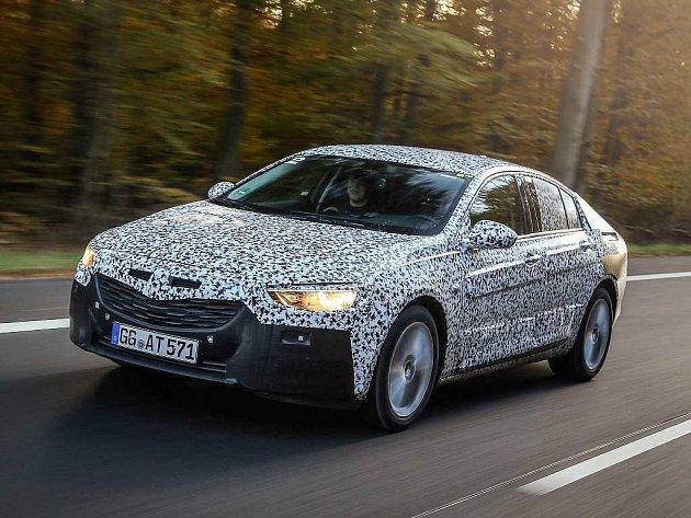 Opel Insignia Grand Sport.