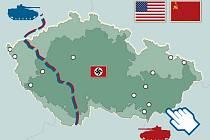 Jak probíhalo osvobození Čech a Moravy na jaře 1945?