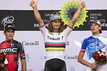 Peter Sagan zvítězil v Quebeku