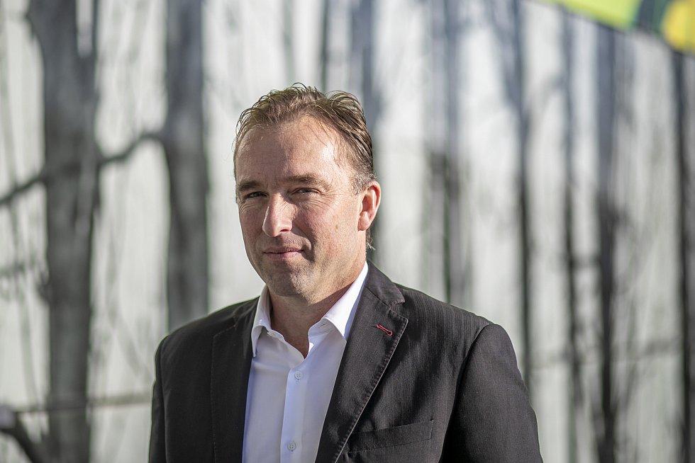 Milan Hnilička, šéf Národní sportovní agentury