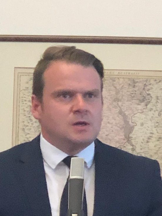 Miroslav Kudrna, ředitel SŠ hospodářské a lesnické Frýdlant