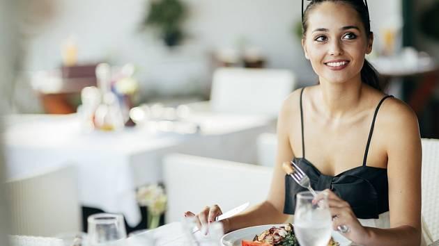 Oběd je velmi důležitá součást jídelníčku.