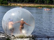 Adrenalin park Stříbrný rybník