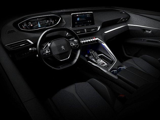 Peugeot představil nové uspořádání interiéru.