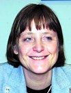 Angela Merkelová v roce 2000 ve svých 46 letech, kdy se stala poprvé spolkovou předsedkyní strany CDU.