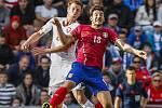 "Česko ""21"" vs. Srbsko ""21"": Tomáš Kalas v hlavičkovém souboji"