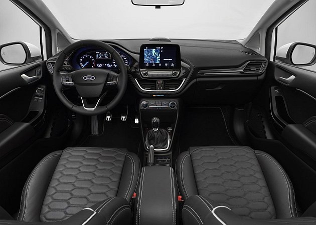 Ford Fiesta Vignale.