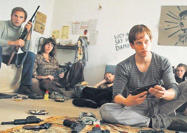 Snímek z filmu Baader Meinhof Komplex