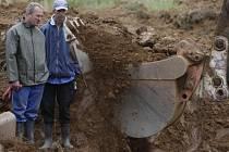 V dolech Tomašica byl objeven masový hrob Chorvatů a Bosňáků.