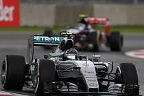 Nico Rosberg ovládl kvalifikaci na Velkou cenu Mexika.