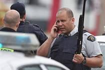 Kanadská policie. Ilustrační foto