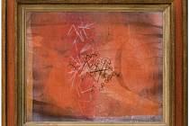 Štýrského obraz Déšť (na snímku) z roku 1927 se 17. března v Praze vydražil za 15,5 mil. Kč, vyvolávací cena byla o 4 miliony nižší.