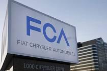 Italsko-americká automobilová skupina Fiat Chrysler.