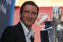 Manažer české fotbalové reprezentace Vladimír Šmicer.