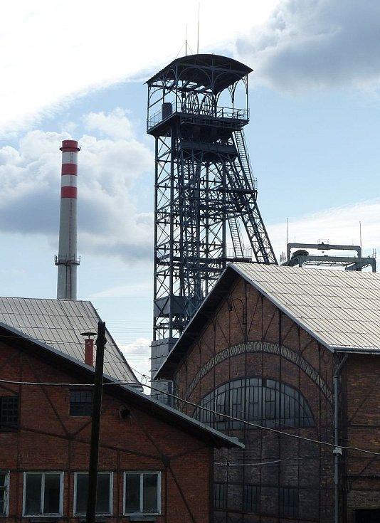 Důl Barbora, ve kterém došlo k nehodě
