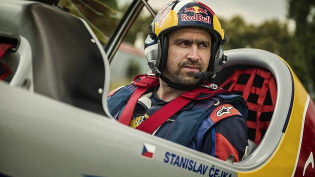 Pilot Stanislav Čejka