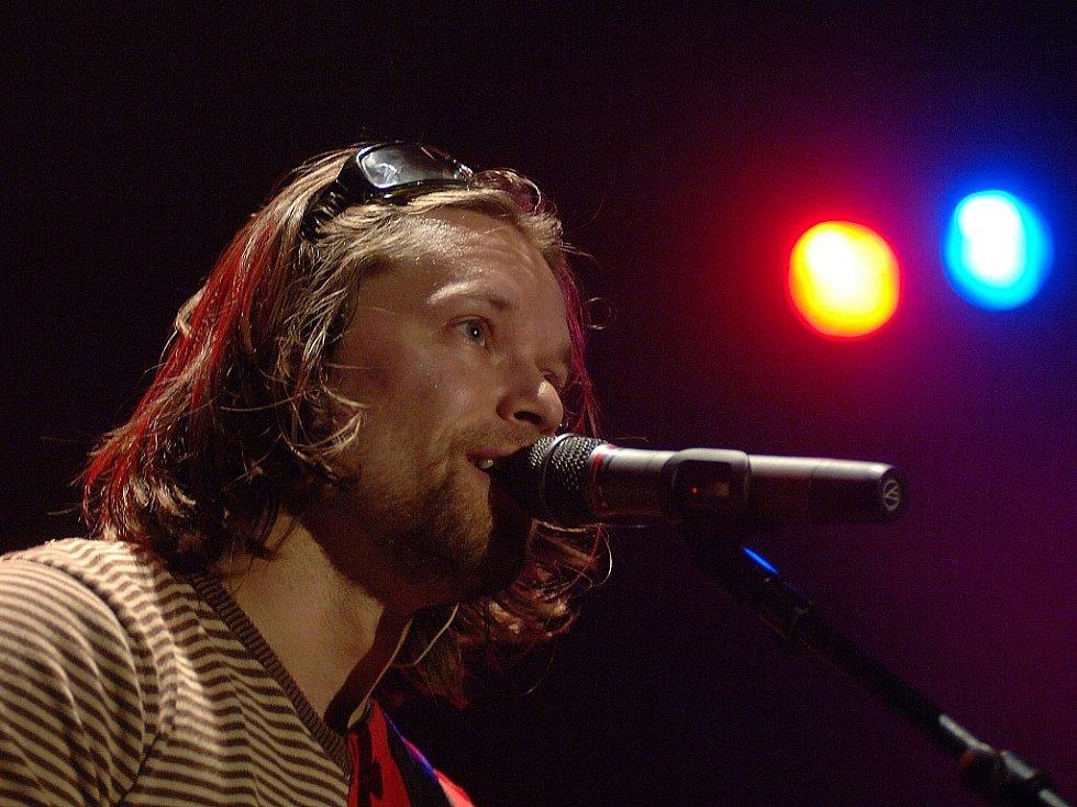 Richard Krajčo ze skupiny Kryštof