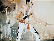 Freddie Mercury - ilustrační foto