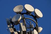 Televizní vysílač - ilustrační foto