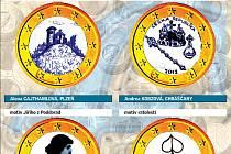 Návrhy českého eura