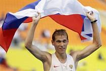 Ruský chodec Michail Ryžov