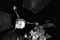 Průlom ve zkoumání vesmíru znamenalo přistání evropského vesmírného modulu Philae na povrchu komety 67P-Čurjumov/Gerasimenko.