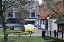 Salisbury - místo činu
