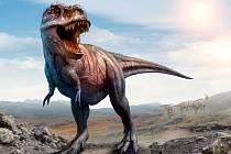 Tyrannosaurus rex byl jeden z největších masožravých dinosaurů (teropodů) a zároveň jedním z největších suchozemských predátorů všech dob.