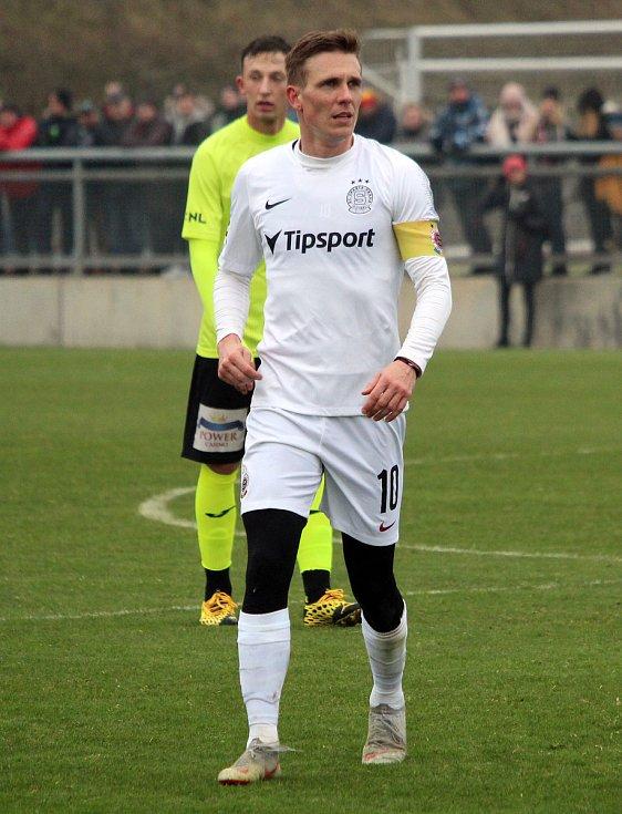 Přípravný zápas: Sparta - Ústí nad Labem 1:0 (0:0) 68. Sáček; Bořek Dočkal opět v dresu Sparty